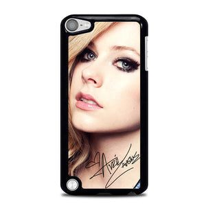 avril lavigne photo signature L0988 iPod Touch 5 Case