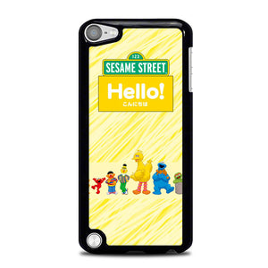sesame street hello team L0993 iPod Touch 5 Case