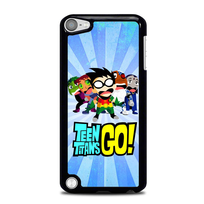 teen titans go team L1004 iPod Touch 5 Case
