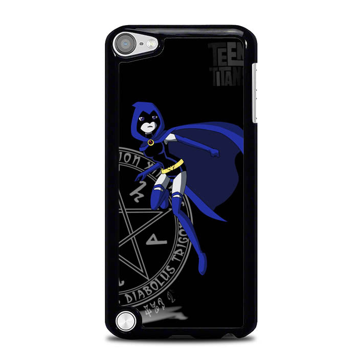 teen titans ravel L1009 iPod Touch 5 Case