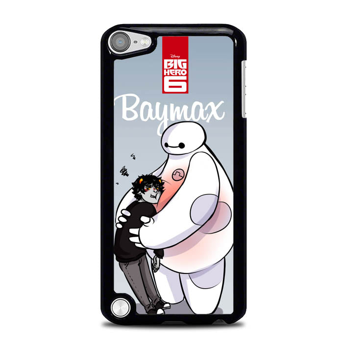 baymax big hero 6 care L1029 iPod Touch 5 Case
