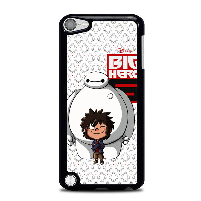 big hero 6 baymax cute L1033 iPod Touch 5 Case