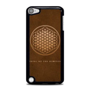 bring me the horizon brown L1049 iPod Touch 5 Case