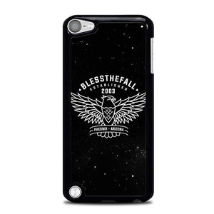 bless the fall logo galaxy black L1056 iPod Touch 5 Case