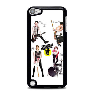 5 Seconds of Summer 5SOS Signatures L1085 iPod Touch 5 Case