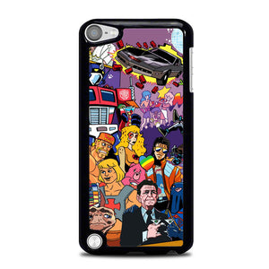 90's Movie Cartoons L1095 iPod Touch 5 Case