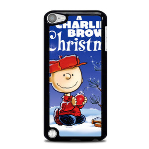 A Charlie Brown Christmas Happy L1097 iPod Touch 5 Case