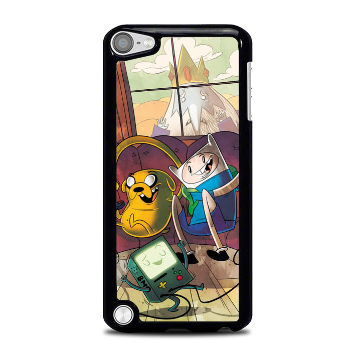 Adventure Time Game L1135 iPod Touch 5 Case