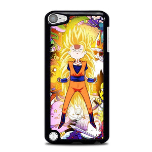 Adventure Time Gumball Dragon Ball Z L1138 iPod Touch 5 Case