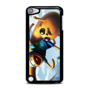 Adventure Time Jake Finn 3D  L1144 iPod Touch 5 Case