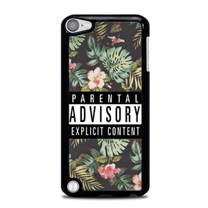 Advisory Logo Flower L1163 iPod Touch 5 Case
