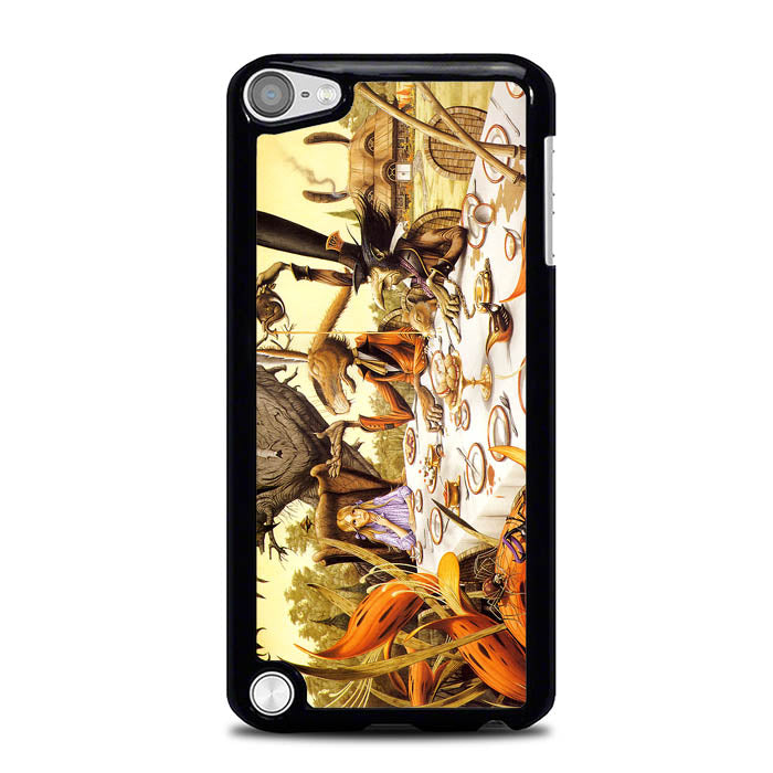 Alice in Wonderland Tea Time L1202 iPod Touch 5 Case
