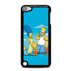 The Simpsons Group L1302 iPod Touch 5 Case