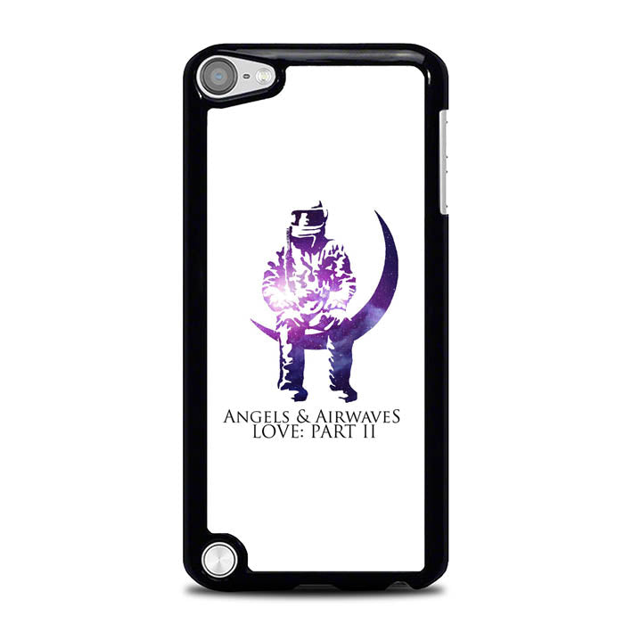 Angel and Airwaves Love Part 2 L1362 iPod Touch 5 Case