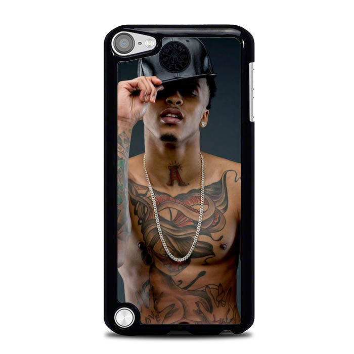 August Alsina Kissin On My Tattoos L1379 iPod Touch 5 Case