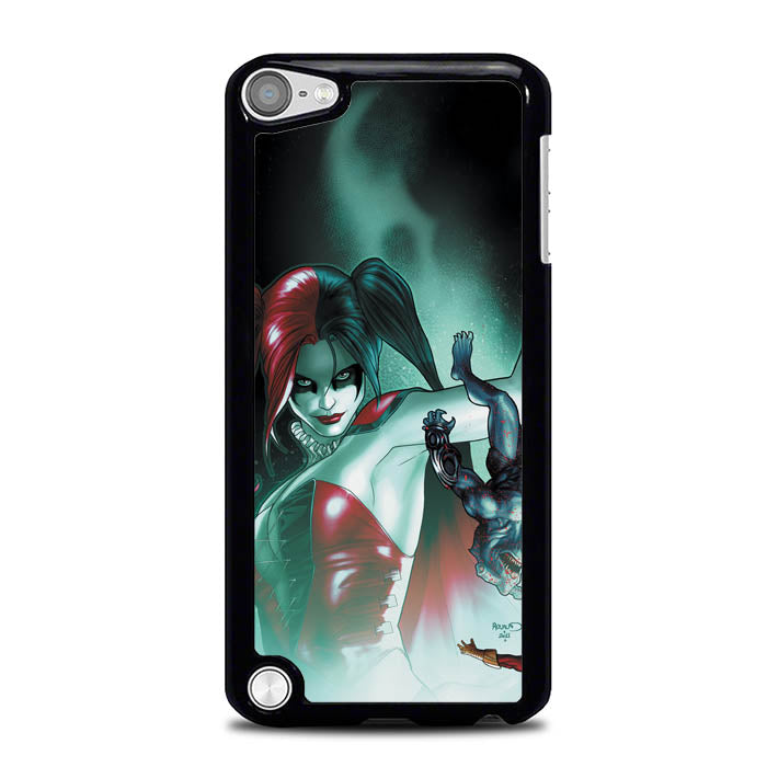 Suicide Squad Harley Quinn L1482 iPod Touch 5 Case