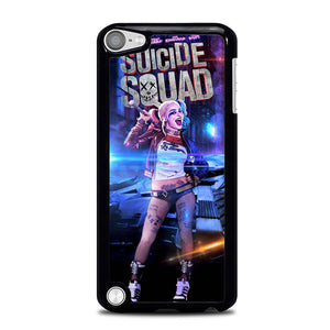 Suicide Squad Harley Quinn Happy L1483 iPod Touch 5 Case