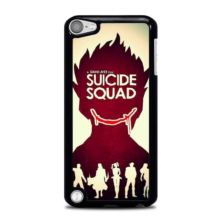 Suicide Squad Movie Fan Poster Art L1484 iPod Touch 5 Case