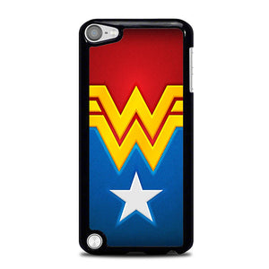 Wonder Woman Logo L1498 iPod Touch 5 Case