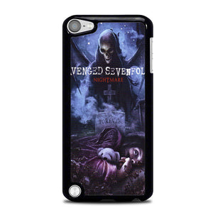Avenged Sevenfold Nightmare Cover L1868 iPod Touch 5 Case