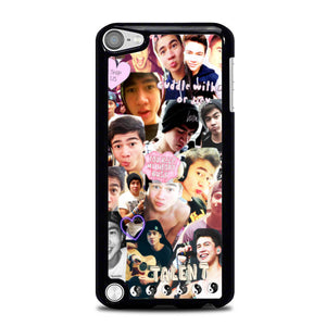 Calum Hood Tumblr Collage L1881 iPod Touch 5 Case