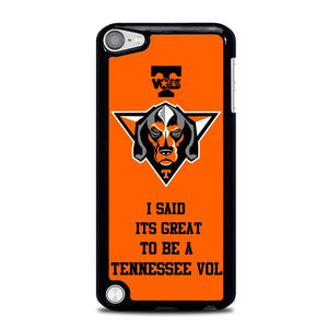 Tennessee Volunteers Vols L2372 iPod Touch 5 Case