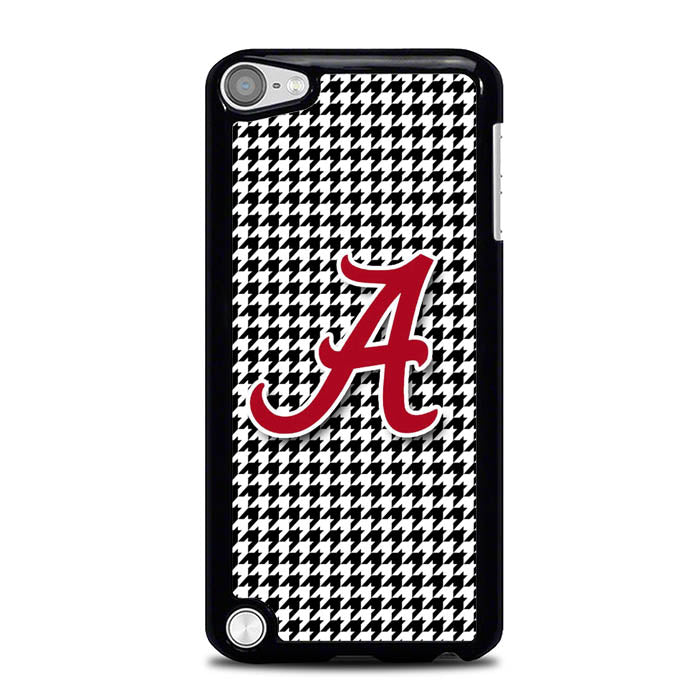 Alabama Houndstooth Crimson Tide L2385 iPod Touch 5 Case