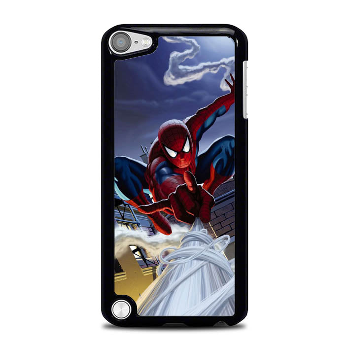 Spiderman Marvel Swing L2658 iPod Touch 5 Case