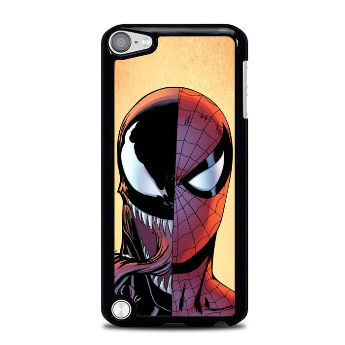 Venom Vs Spiderman Face L2673 iPod Touch 5 Case