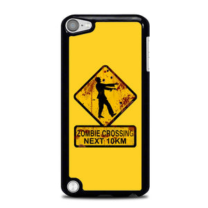 Zombie Crossing Sign L2803 iPod Touch 5 Case
