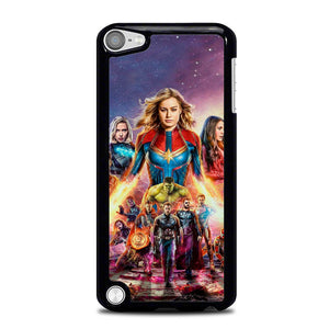 Avengers EndGame L2847 iPod Touch 5 Case