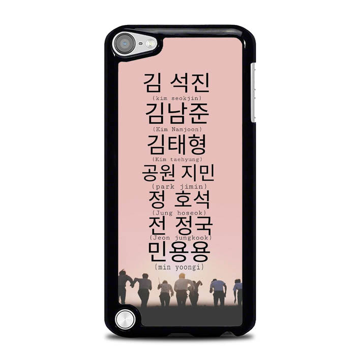 Bts Personil L2913 iPod Touch 5 Case