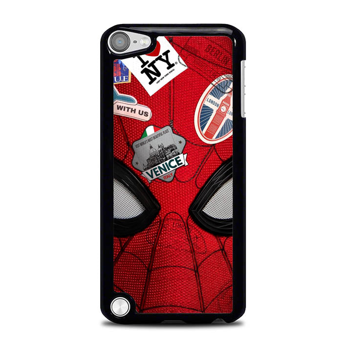 Spiderman Far From Home Poster L2935 iPod Touch 5 Case