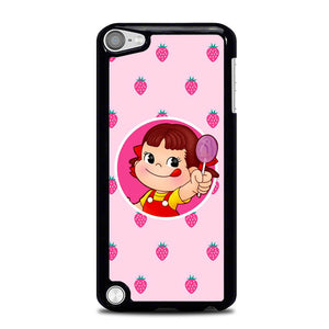 Strawberry Little Girl L2938 iPod Touch 5 Case