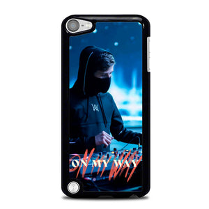Alan Walker On May Way L2965 iPod Touch 5 Case