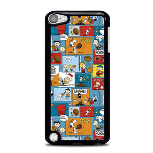 Snoopy Comics L3000 iPod Touch 5 Case