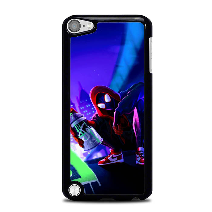 Spiderman Spray Paint L3001 iPod Touch 5 Case