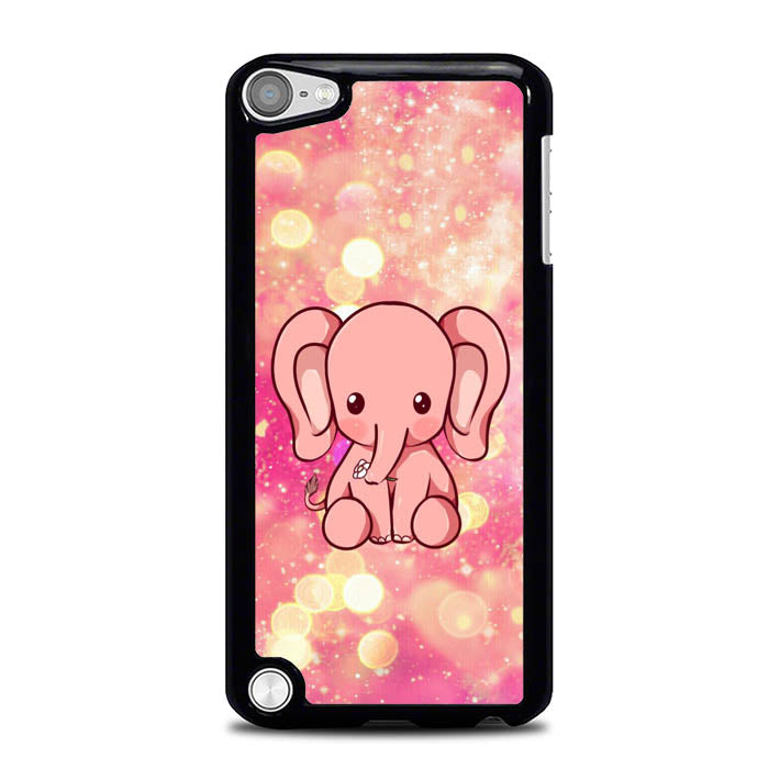 Cute Pink Elephant L3111 iPod Touch 5 Case