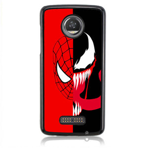 Spiderman x Venom L3227 Moto Z2 Play Case
