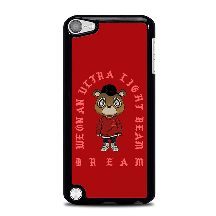 Streetwear Wallpaper L3234 iPod Touch 5 Case