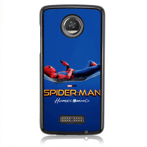 Spiderman Homecoming L3237 Moto Z2 Play Case