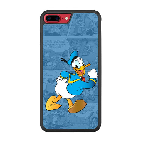 Donald Duck Disney  iPhone 7 Plus Case SS3056