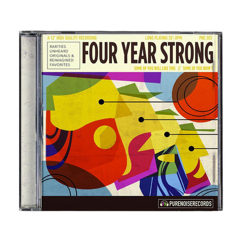 Four Year Strong 'Some Of You Will Like This, Some Of You Won't' CD