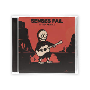 Senses Fail 'In Your Absence' CD