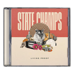 State Champs 'Living Proof' CD