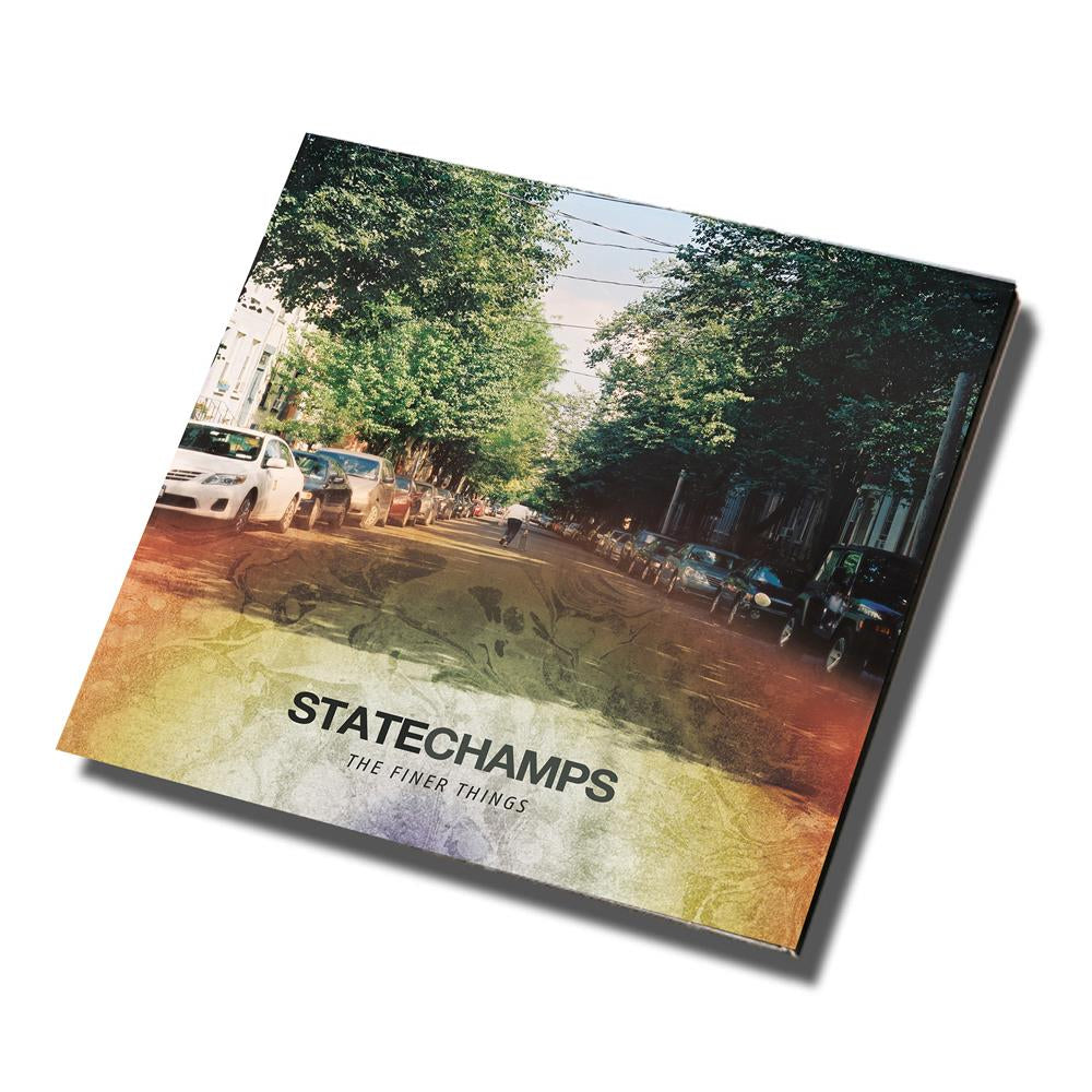 State Champs 'Finer Things' CD