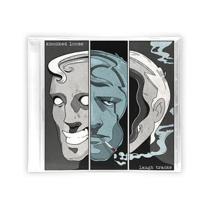 Knocked Loose 'Laugh Tracks' CD