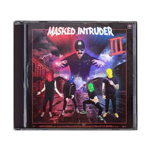 Masked Intruder 'III' CD