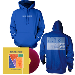 Like Pacific 'In Spite of Me' LP + Hoodie bundle