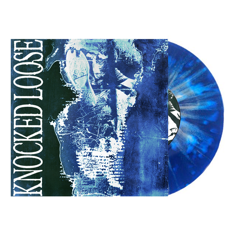 Knocked Loose 'Mistakes Like Fractures' 7'' (PN Exclusive - Royal Blue w/ Heavy White Splatter)